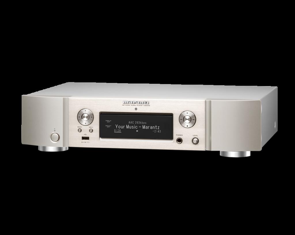 NA6006 Netwerk Audio Speler