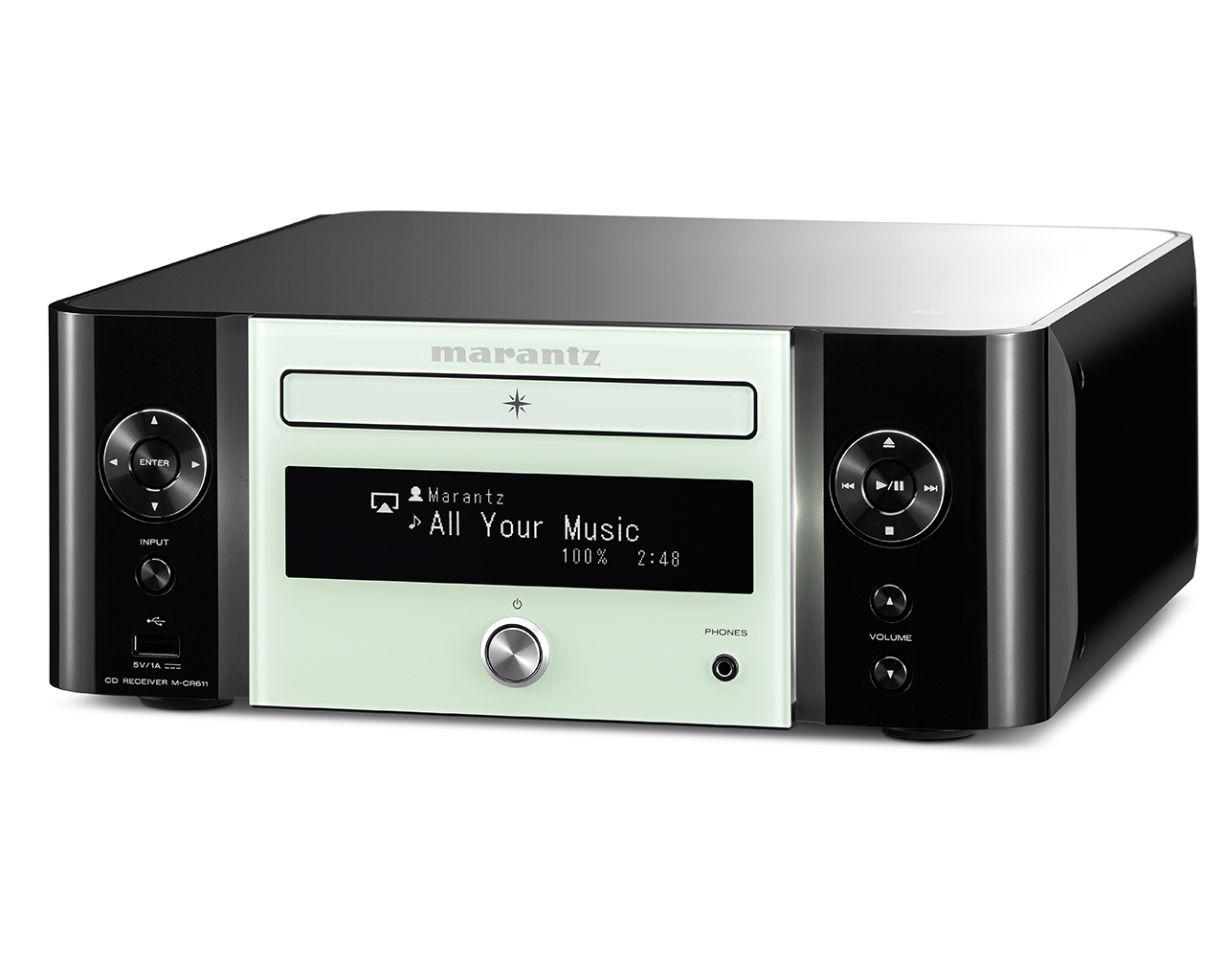 M-CR611 Netwerkreceiver