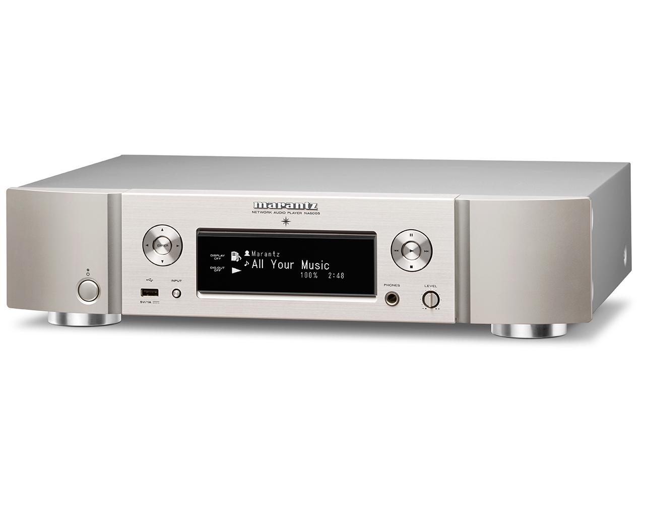 NA6005 Netwerk Audio Speler