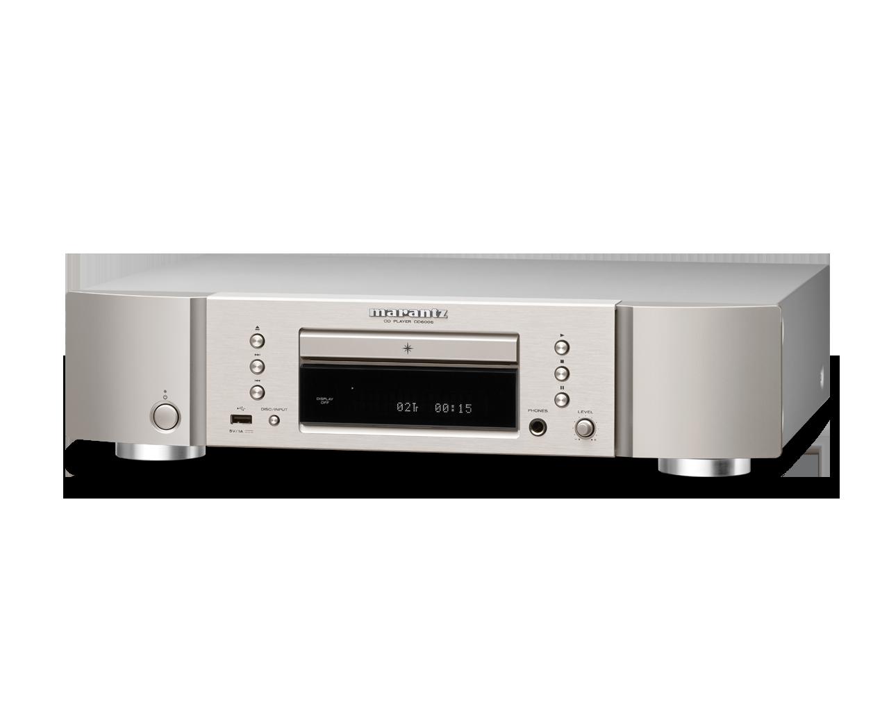CD6006 SACD & CD Speler