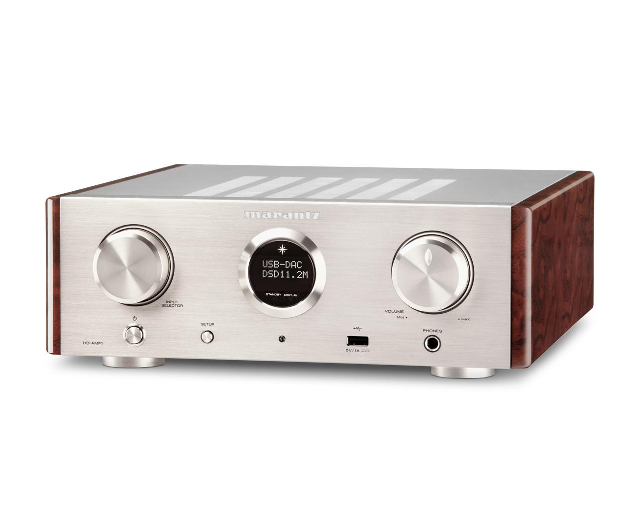 HD-AMP1 Versterker