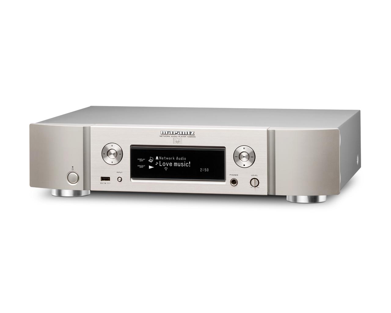NA8005 Netwerk Audio Speler