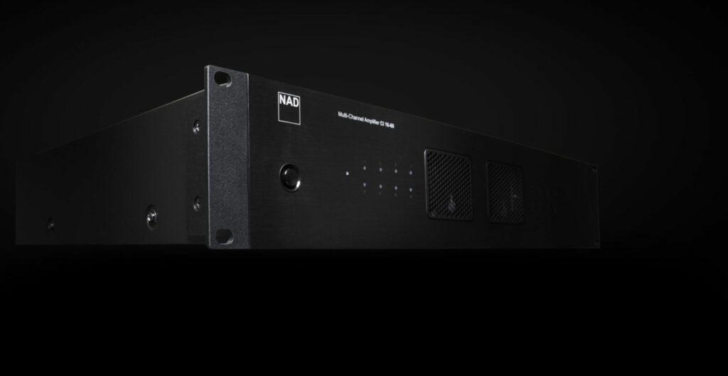 CI 16-60 DSP Multi-Channel Amplifier
