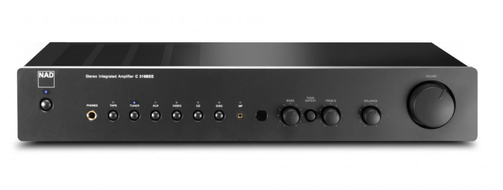 C 316BEE Integrated Amplifier