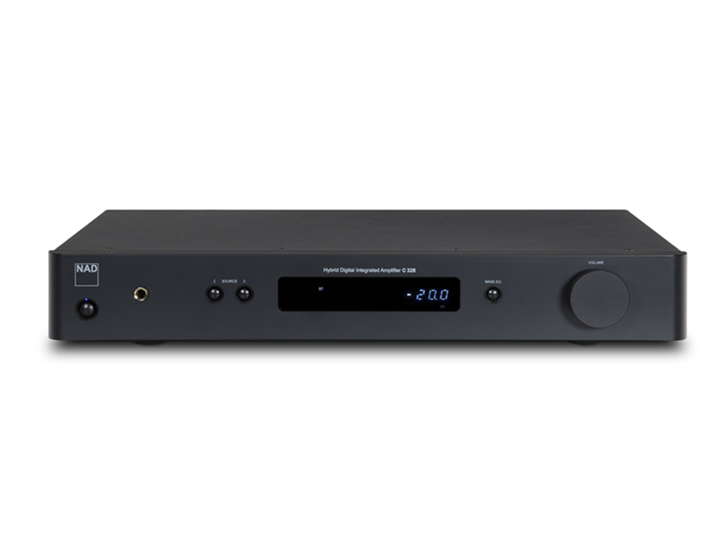[block]C 328 Hybrid Digital DAC Amplifier