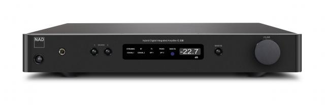 [block]C 338 Hybrid Digital Integrated Amplifier