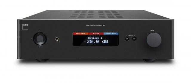 [block]C 388 Hybrid Digital DAC Amplifier