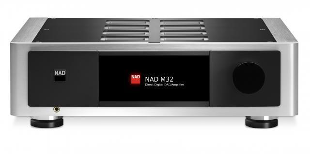 [block]M32 DirectDigital DAC Amplifier