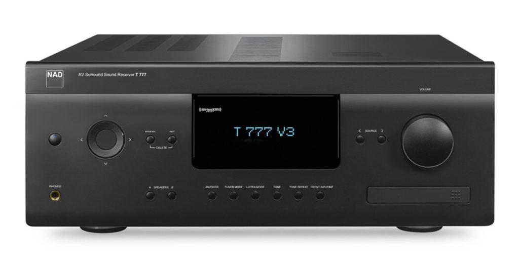 T 777 V3 AV Receiver