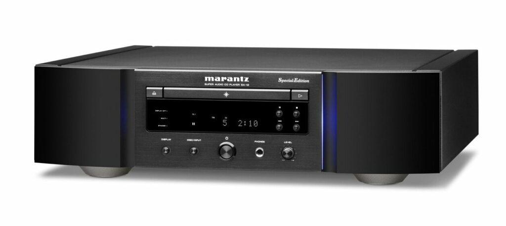 SA-12SE Special Edition Super Audio cd-speler met DAC